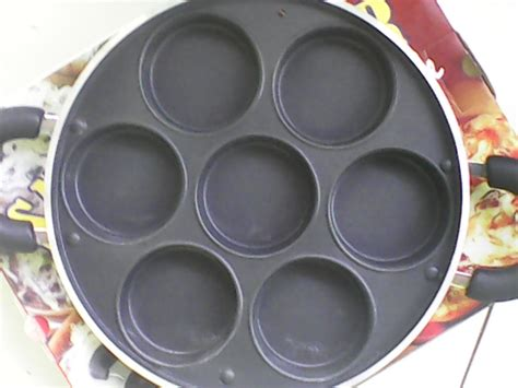 Wajan Teflon Martabak Mini harga wajan crepes martabak lipat