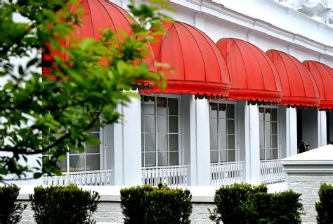 red awnings red awnings at the greenbrier photograph by chastity hoff