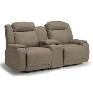 Best Power Recliner Sofa Best Home Furnishings Hardisty Power Space Saver Reclining Loveseat With Cupholder And Storage