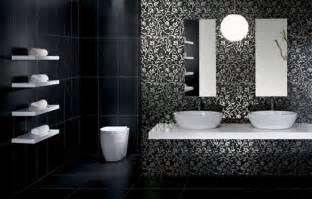 bathroom wall tile design ideas modern bathroom tile designs in monochromatic colors