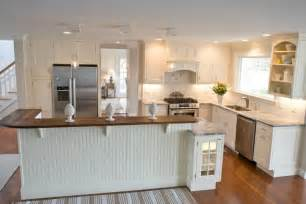 Coastal Kitchen Design Coastal Home Spotted From The S Nest House Tourmaine House