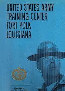 Infantry us army training center fort ft polk louisiana 1975 yearbook