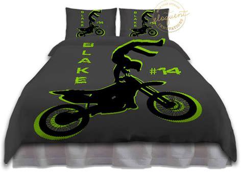 motocross comforter sets motocross duvet cover bedding rooms boys motocross