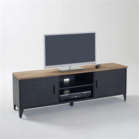La Redoute Meubles meuble tv hiba noir la redoute interieurs la redoute