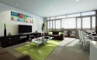 cream living room design