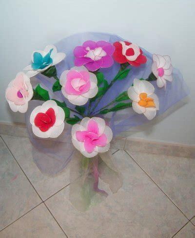 fiori di calza mazzo fiori calza per la casa e per te decorare casa