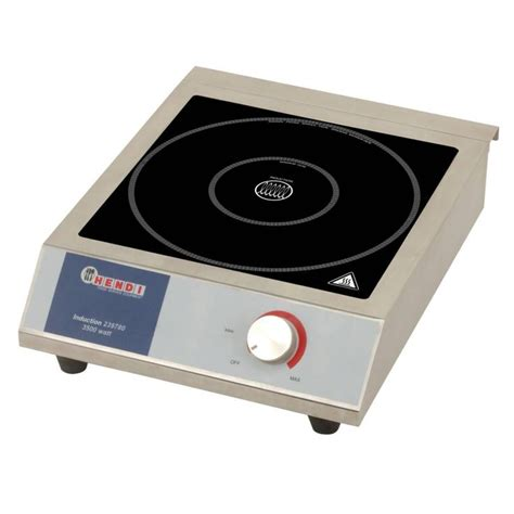 hendi induction cooker 3500w use with the stc temperature controller brewing