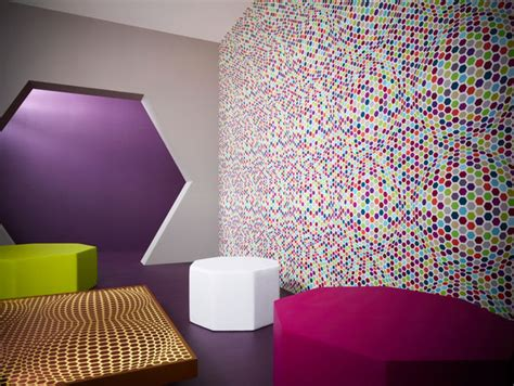 Interior Design Color Patterns | how to use pattern and colour courageously in interior