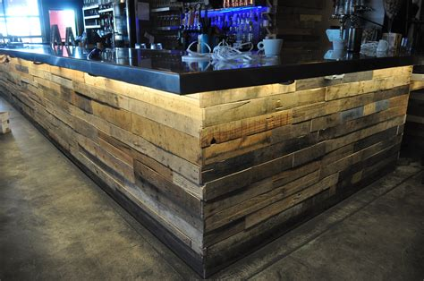 woodwork bar retail and restaurant inspiredled