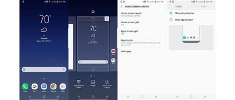 Samsung App Drawer by Come Abilitare L App Drawer Su Samsung Galaxy S8 Ed S8 Guida