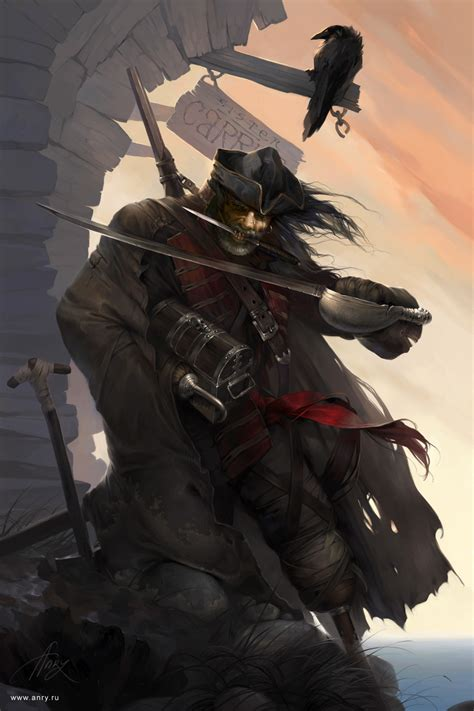 Pavillon Noir Pirate by Pirate By Anry On Deviantart
