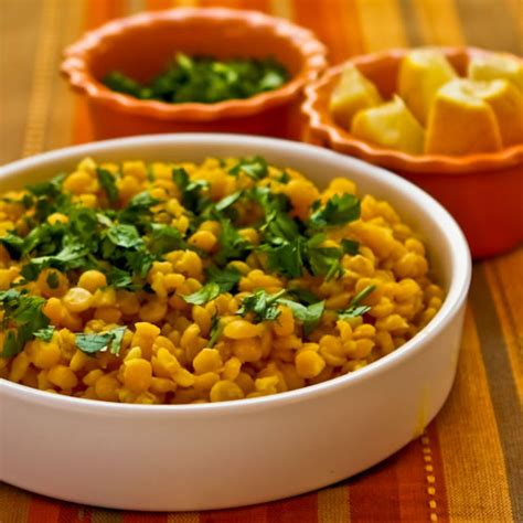 side dishes recipes kalyn s kitchen 174 recipe for lemony yellow split pea side dish with garlic and with or
