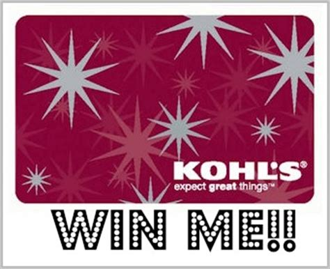 Kohls Gift Card Number - best gift you ve ever received 100 kohls gift card giveaway double duty mommy