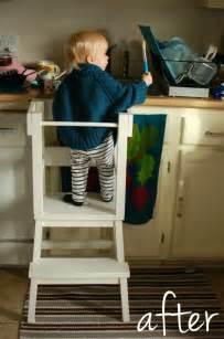Ikea Step Stool Kid by Lucy S Learning Tower Ikea Hackers Ikea Hackers