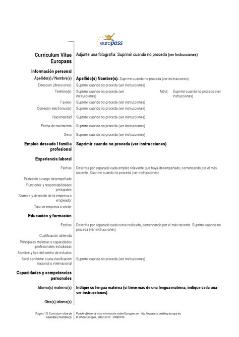 Modelo Curriculum Vitae Yahoo Respuestas curriculum vitae formato de curriculum vitae