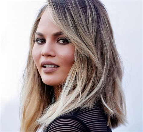 chrissy teigen hair color chrissy teigen hair color 2017 hair color guide