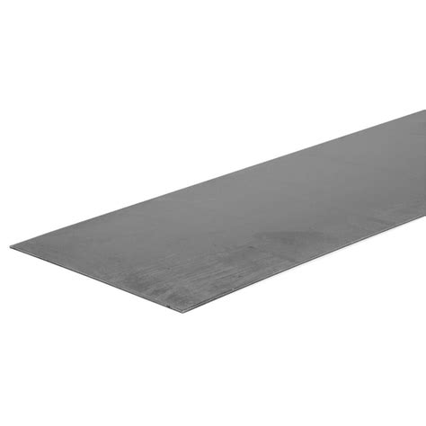 aluminum sheet metal shop hillman 24 in x 4 ft cold rolled weldable steel sheet metal at lowes
