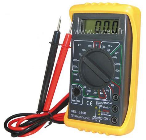 test de diode avec multimetre multim 232 tre pas cher testeur de voltage testeur moins cher