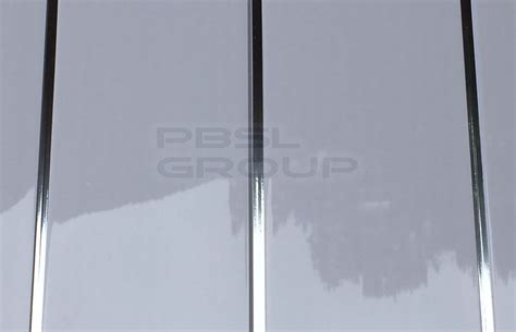 White Ceiling Panels by Pvc Ceiling Panels White Gloss Ceiling Panels 183 Pvc Cladding