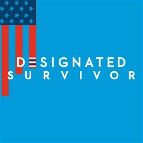 designated survivor logo designated survivor fashion clothing style pradux