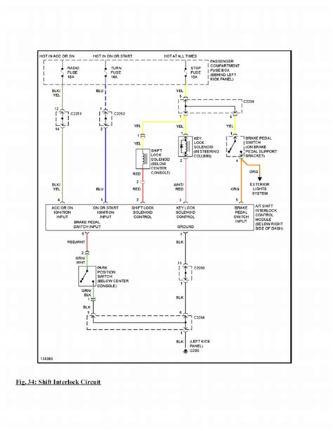 kia amanti radio wiring diagram get free image about