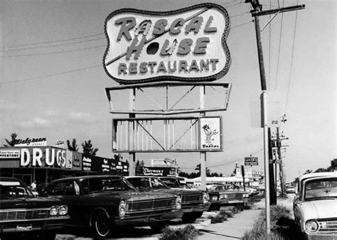Rascal House by 1964 Rascal House Sign On Collins Avenue A1a