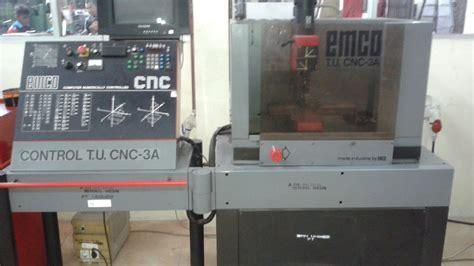 Mesin Bordir Cnc pengoperasian mesin cnc tu 3a ft unimed reguler 2012