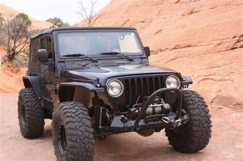 Jeep Metal Fenders Metal Cloak Overline Fenders And Metal Cloak Frame Built