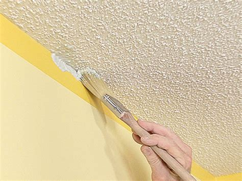 Textured Ceiling Paint Techniques by Textured Ceiling Painting Tips Popscreen