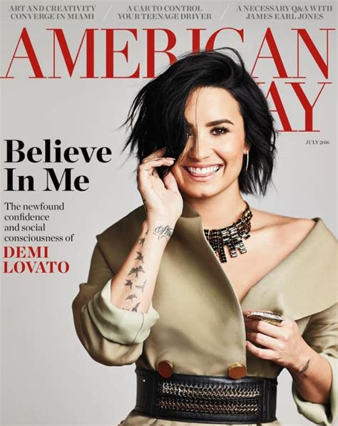 demi lovato biography problems demi lovato on american way the hollywood gossip