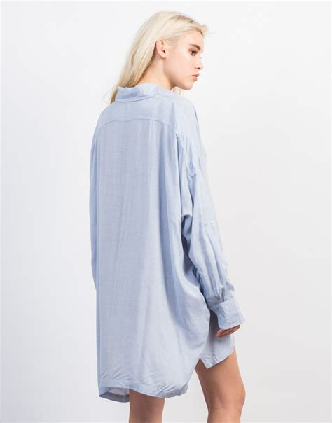 oversized button up shirt 2020ave