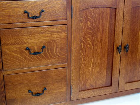 quarter sawn white oak kitchen cabinets home furniture