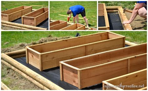 above ground garden beds above ground garden box how to build a raised garden bed