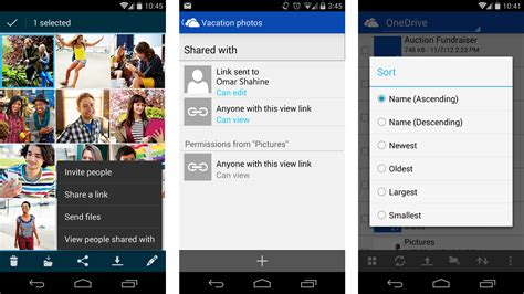 onedrive for android microsoft updates onedrive app for android androidguys