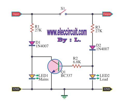 motorcycle led indicator circuit wiring diagram led indicators diagram free printable wiring diagrams