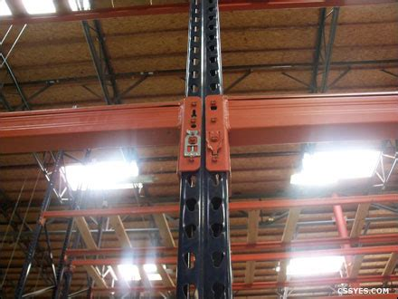 Used Pallet Racking For Sale by Used Mecalux Pallet Racks