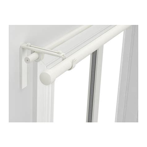 ikea curtain rail r 196 cka hugad double curtain rod combination ikea