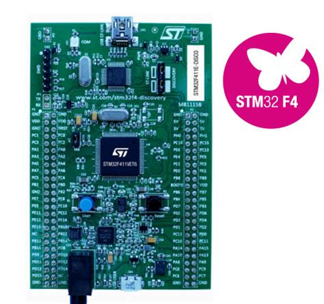 Stm32f411e Discovery Board 32f411ediscovery discovery kit with stm32f411ve mcu