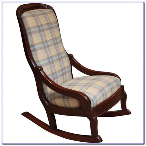 upholstered rocking chair slipcover upholstered rocking chair covers chairs home design
