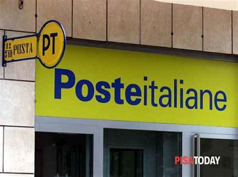 ufficio postale pisa poste di treggiaia pontedera il tar decide per la riapertura