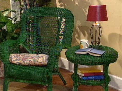 Painting Wicker Bedroom Furniture by Best 25 Painted Wicker Furniture Ideas On