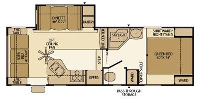 prowler fifth wheel floor plans 2008 prowler fifth wheel series m 235rls specs and