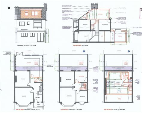 kitchen extension floor plans kitchen extension extensions job in wanstead east