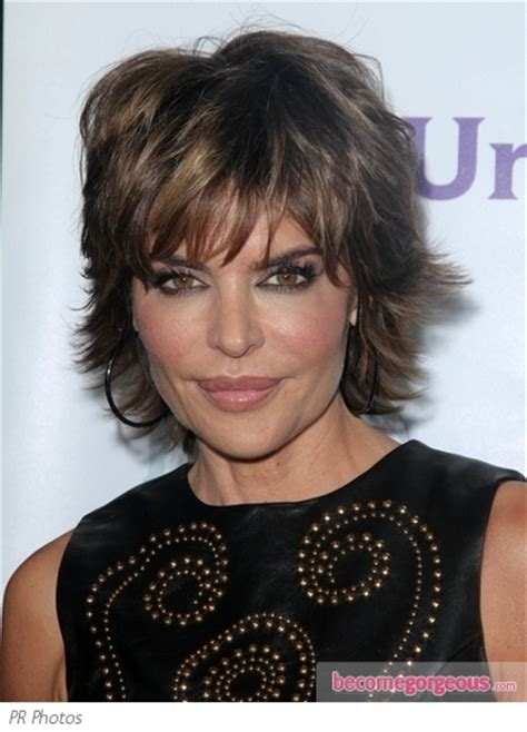 how does rinna fix hair pictures lisa rinna lisa rinna short shag hairstyle 2012