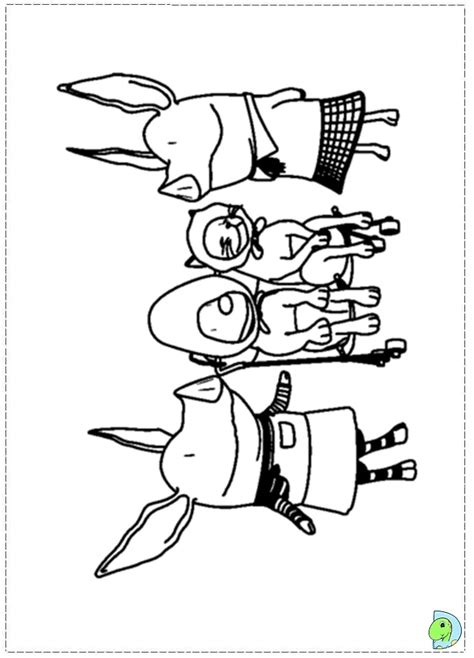 olivia pig coloring pages az coloring pages