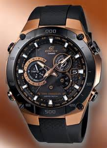 Casio Edifice Gold Edifice Eqwm1100cg 1 Eqs500cg 1a And