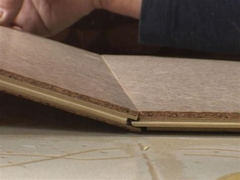 Cork Flooring Installation How To Install A Floating Cork Floor How Tos Diy