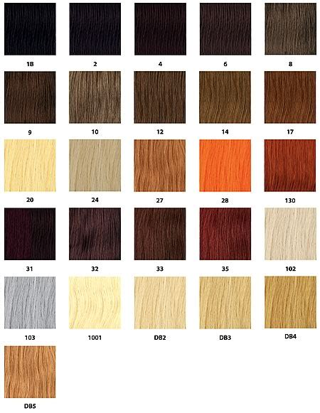 colors from nature di biase hair colors
