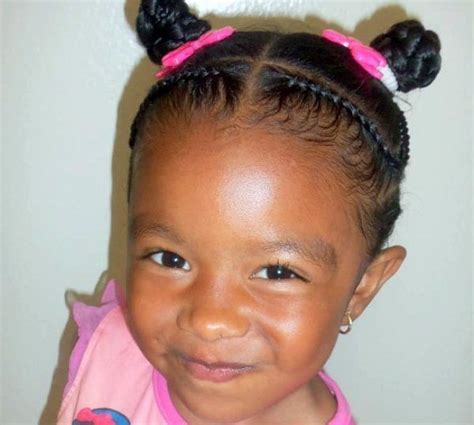 Hairstyles For Toddlers With Hair by Best 25 Black Toddler Hairstyles Ideas On
