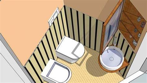 bagni minimi bagno e spazi minimi